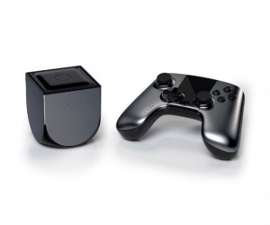 Complete with free to play games. If you're looking for an indie alternative to XBOX or Playstation the OUYA console is for you.