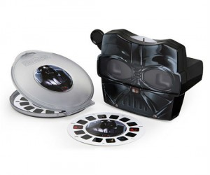 Darth Vader View Master – Nothing brings a good Star Wars bed time story to life better than a View Master!