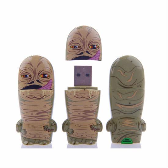Jabba the hutt USB Flash Drive