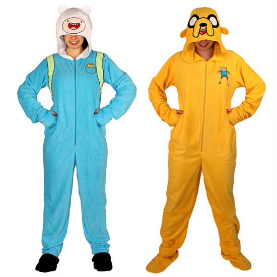 adventure time footies