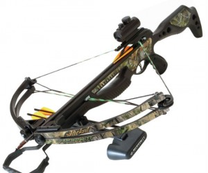 Barnett Jackal Crossbow Package – Time to practice all your zombie hunting skills with this bad boy.