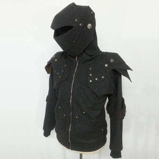 Knight Armor Hoodie | Shut Up And Take My Money