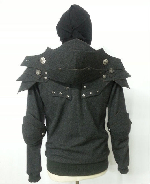 Ninja Armor Hoodie Knight's armor hoodie