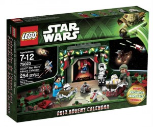 Lego Star Wars Advent Calendar – Every day you wait for Christmas you get a little Star Wars Lego gift to hold you over!