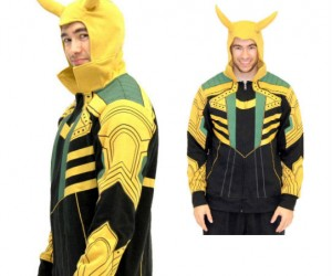Loki Hoodie – You'll look so good Tom Hiddleston himself will be jealous.