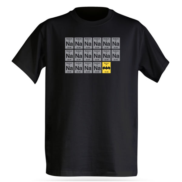nanana batman shirt