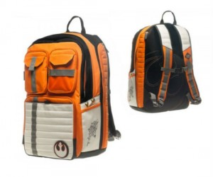 Rebel Alliance Backpack – Official backpack of the Rebel Alliance.