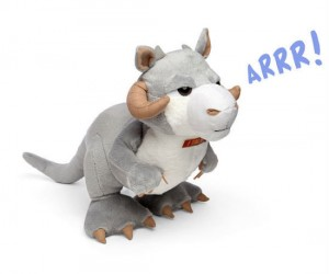 Tauntaun 12″ Talking Plush – So cute you'd never think about cutting him open and sleeping inside.