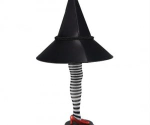 "Christmas isn't the only holiday that can have an iconic ""leg lamp!"""