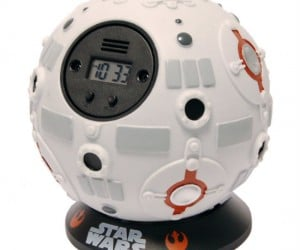 Star Wars – Use the force to toss the clock across the room to turn off the alarm, or use your hand if you don't possess the force.
