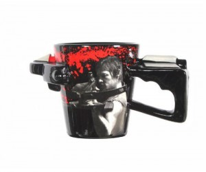 The Walking Dead Daryl Crossbow Mug – Go from walking dead to running dead… just add caffeine.