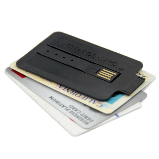 iphone credit card size charger