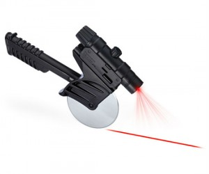 Laser Guided Pizza Cutter – Cut the perfect slide every time!