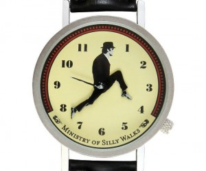 Monty Python Watch – Straight from the Ministry of Silly Walks