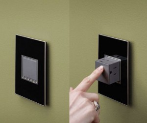 Pop Out Wall Outlet – The future of wall outlets is here!