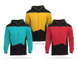 Star Trek The Next Generation Hoodies – A perfect gift for any trekkie!