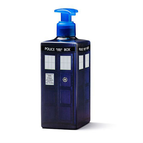 dr who tardis soap dispenser  sc 1 st  Shut Up And Take My Money & Doctor Who TARDIS Soap Dispenser | Shut Up And Take My Money