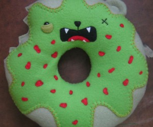 I bet you've never thought a zombie was cute or delicious looking, let alone both!