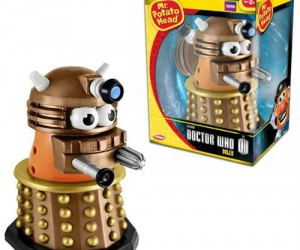 Doctor Who Dalek Mr Potato Head – He's the ultimate extermi-tator!