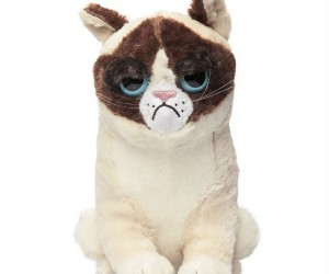 Grumpy Cat Plush – Now you can own your very own Grumpy Cat!
