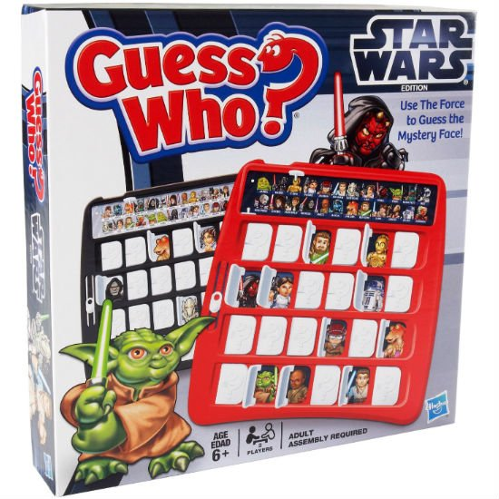 star wars guess who