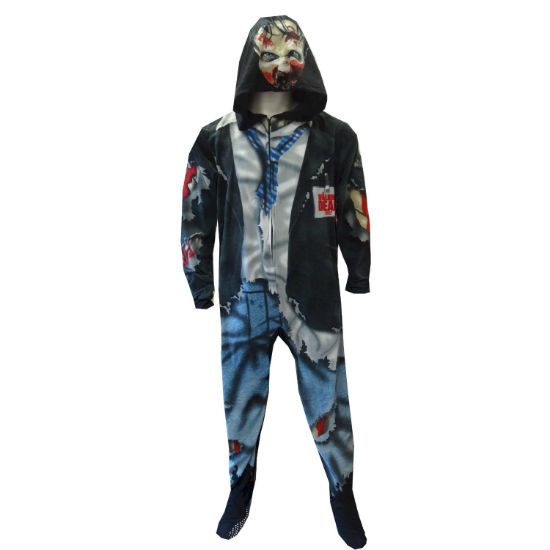 the walking dead zombie pajamas