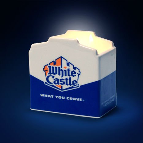 white castle scented castle