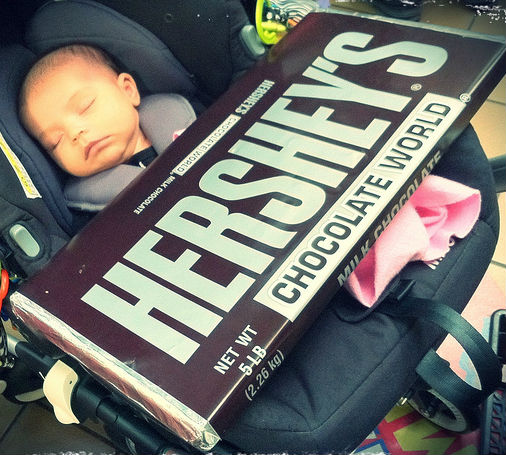 worlds largest hersheys bar