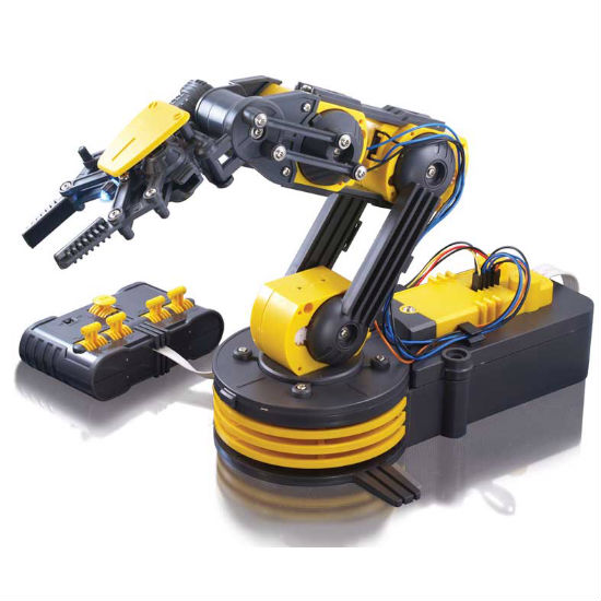 RC robotic arm