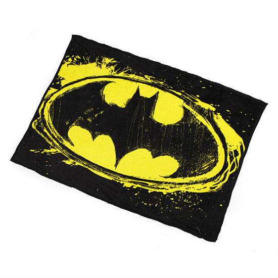 Batman Fleece Blanket Shut Up And Take My Money