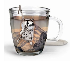 Cliff The Climber Tea Infuser – Climbing to a teacup near you!
