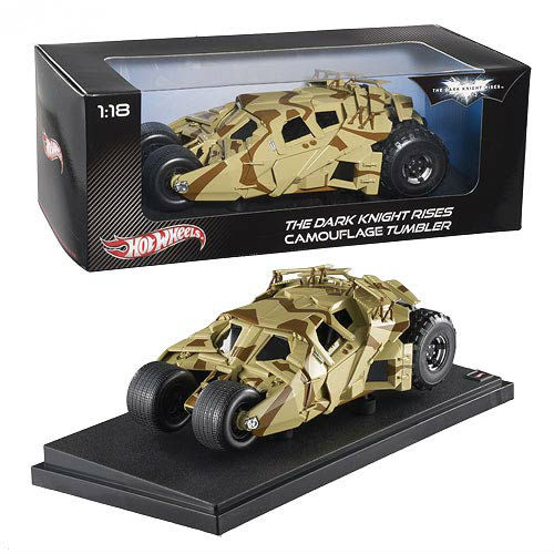 dark knight rises hot wheels