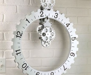 A clock doesn't need hands to tell you what time it is as long as it still has gears!