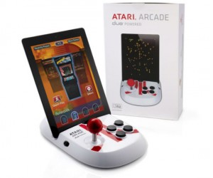 Play all the 70′s Atari classics right on your iPad!