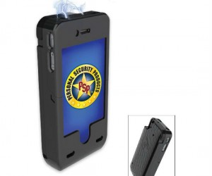 iPhone Stun Gun Case – Ever thought your iPhone could protect you from an attacker?
