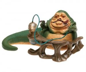 Star Wars Jabba The Hutt Hookah -Mmmmmm. Uga. Spasteelia a bunkadunka!