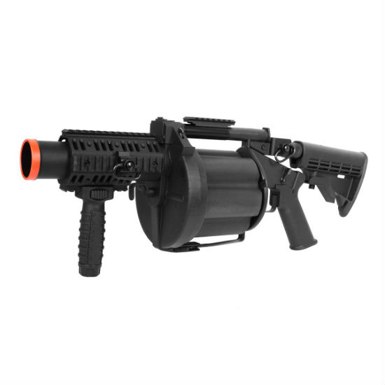 paintball grenade launcher