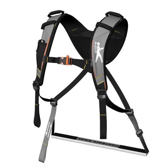 piggyback ride harness