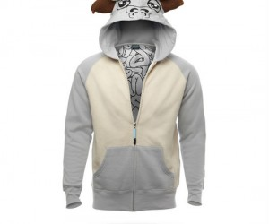 Star Wars Tauntaun Hoodie – Now you can feel the warmth of the inside of a Tauntaun without actually having to slice one open.