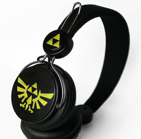 zelda headphones