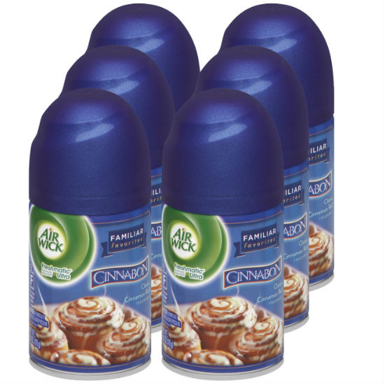 Cinnabon scented air freshener shut up and take my money - Best smelling air freshener ...
