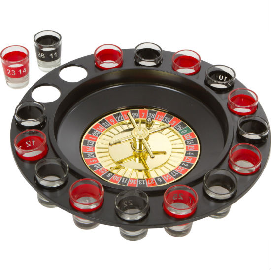 Roulette Drinking Game - Shut Up And Take My Money