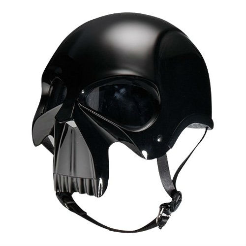 darth knight skull helmet