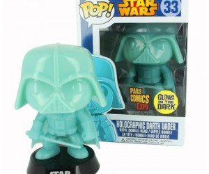Glow in the Dark Darth Vader Bobble Head – The Dark Side now glows in the dark