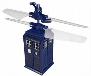 Now you can have control of the TARDIS whilst flying through timey whimey!