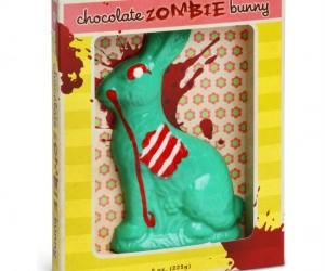 Zombie Chocolate Easter Bunny – 8oz worth of zombie bunny goodness!