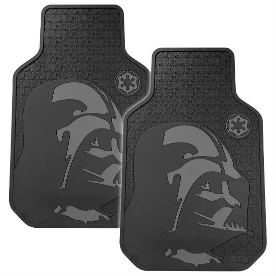 darth vader car floor mats
