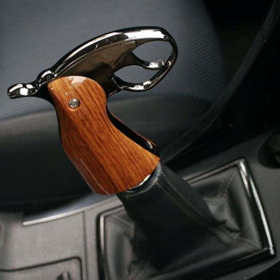 Handgun Trigger Shift Knob | Shut Up And Take My Money