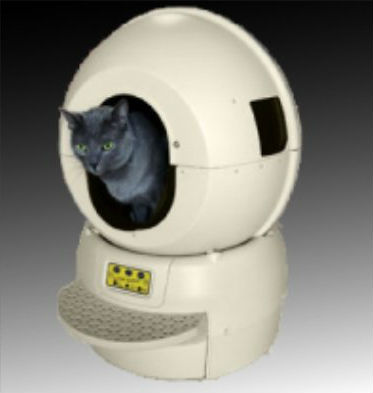 kitty litter robot
