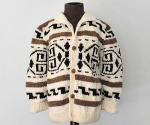 The Big Lebowski Cardigan Sweater – It will really tie together your wardrobe.